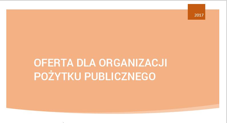 obsługa prawna dla NGO