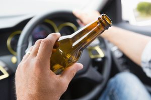 prowadzenie pojazdu pod wpływem alkoholu
